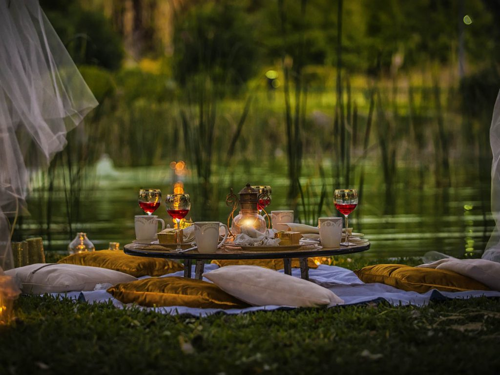 Romantic Camping Ideas Archives