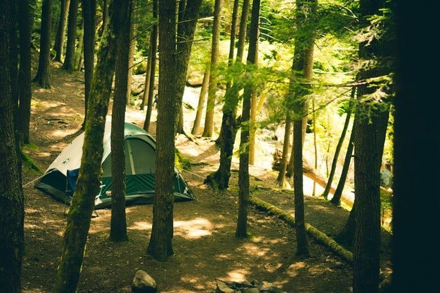 How Camping Can Be A Unique Romantic Getaway