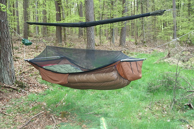 The Best Mosquito Net for Hammock Camping - Camping Outside